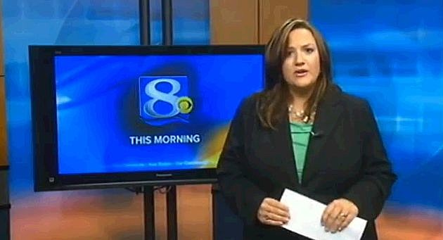 Fat Bullied News Anchor