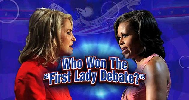 First Lady Debate Jimmy Kimmel