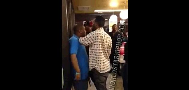 Homophobic Fight
