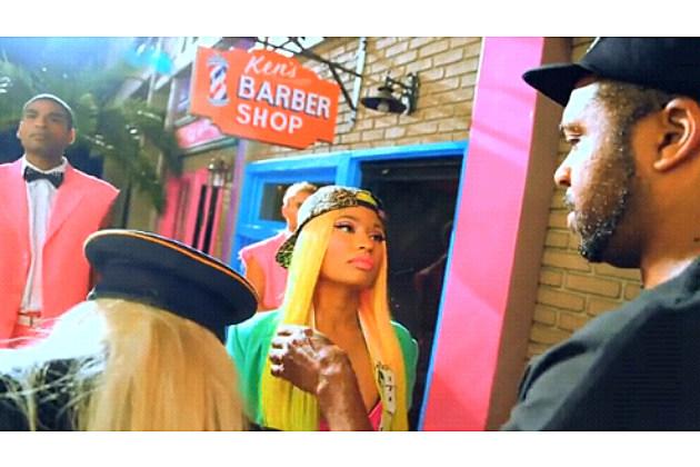 Nicki Minaj The Boys BTS