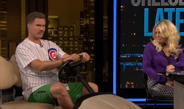 Will Ferrell On Chelsea Lately