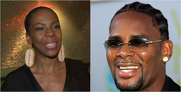 R. Kelly And His Ex Wife Drea
