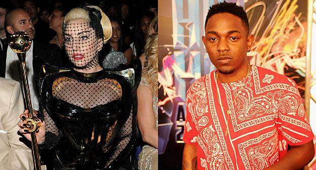 Gaga Kendrick Bitch Dont Kill My Vibe