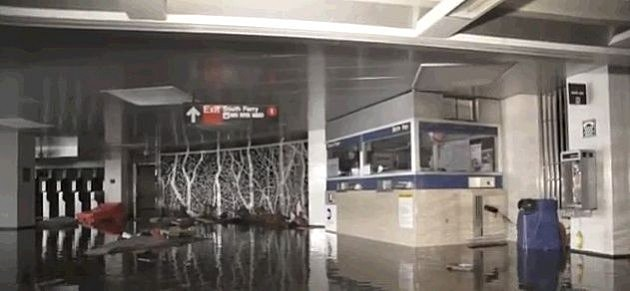 MTA Hurricane Sandy Damage Video