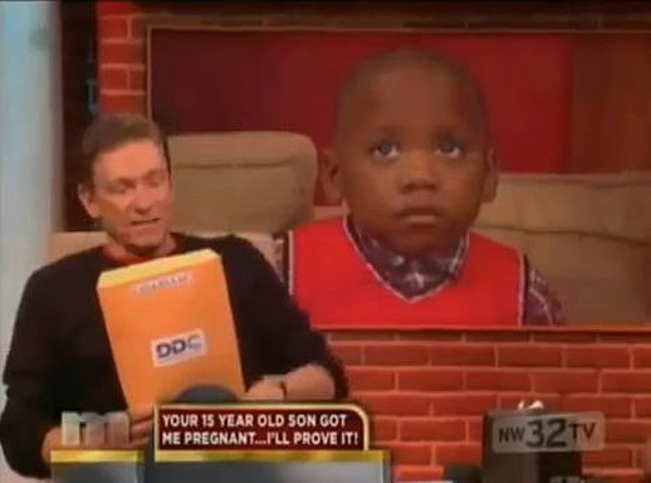 Maury Show Kid Out Of Control
