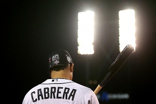 Miguel Cabrera Wins The AL MVP