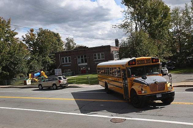 School Bus Stolen
