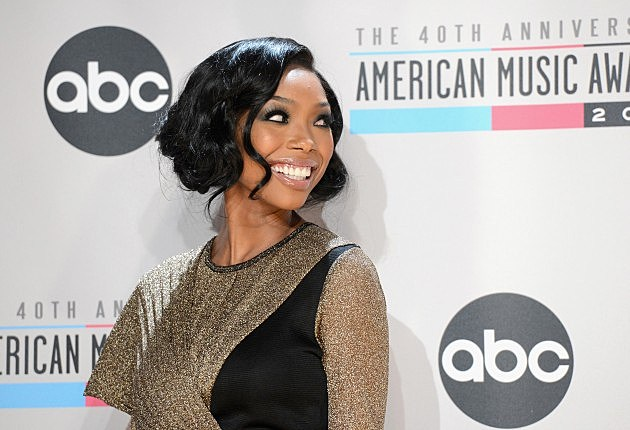 Brandy gets Engaged