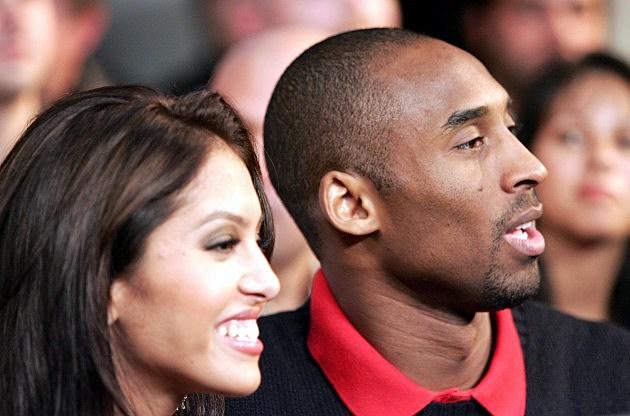 Kobe Bryant Vanessa Bryant
