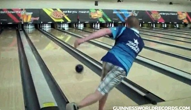Bowling Strikes Record