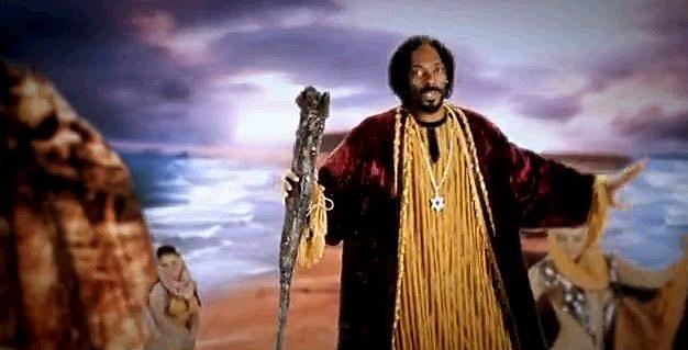 Snoop Moses Epic Rap Battle
