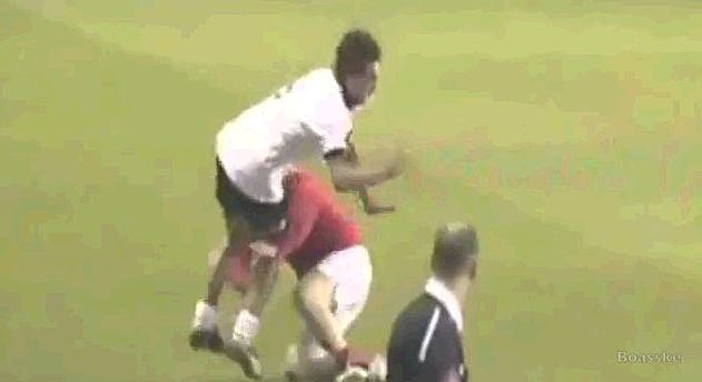 Soccer Nutshot