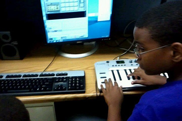 Flint Hamady High School Makes Positive Rap Songs with Bangtown Production and Recordings