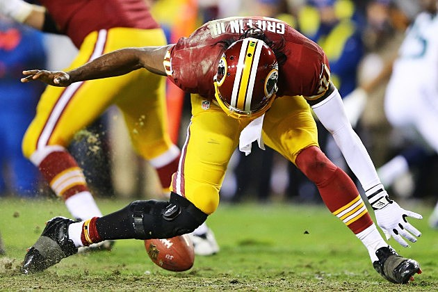 RG3 Knee Injury