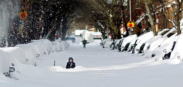 Snow Day Kids