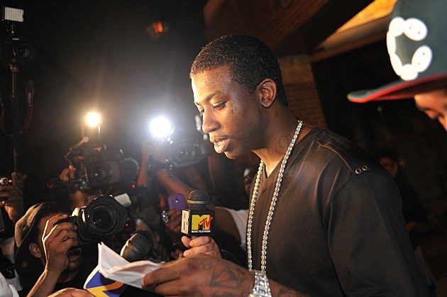 Gucci Mane Speaks on Career Day
