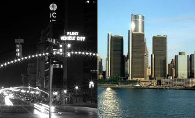 Detroit and Flint Top The Most Miserable City List-Forbes