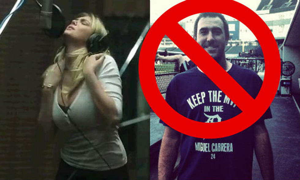 Kate upton dumps justin verlander starts rap career video altavistaventures Choice Image