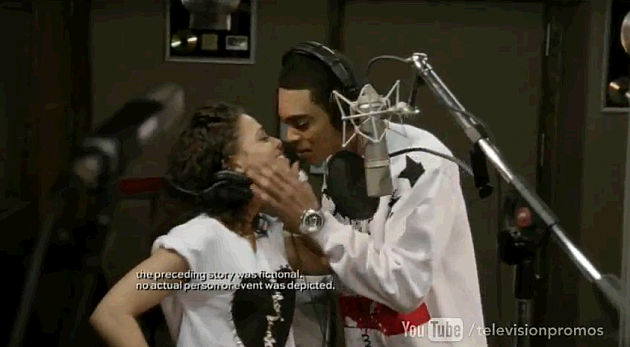 Law & Order SVU Chris Brown and Rihanna Episode