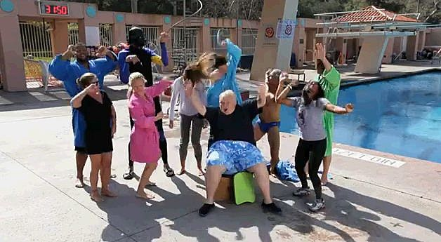 Splash Harlem Shake