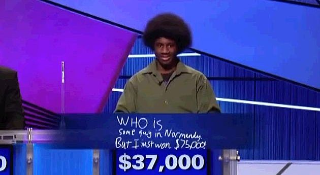 Teen Jeopardy Leonard