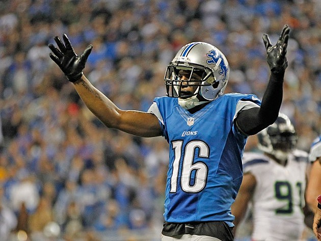 Titus Young Goes Bye-Bye