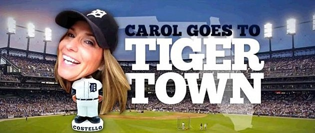 CNN Carol Costello Tiger Town