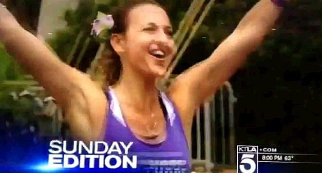 Marathon Lady Titties