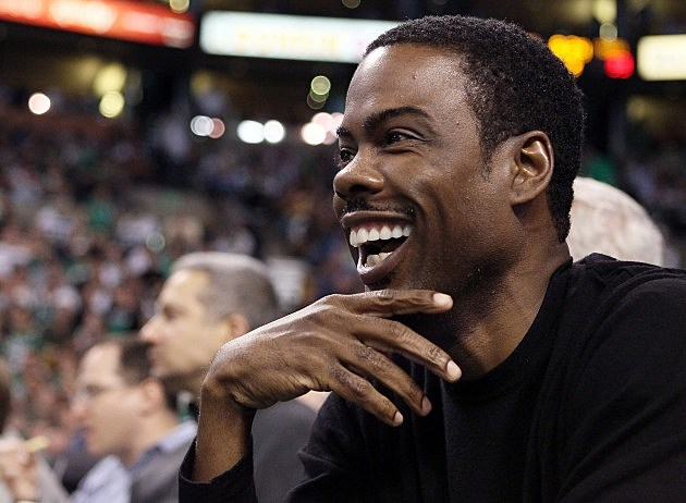 Chris Rock joins Real Husbands of Hollywood