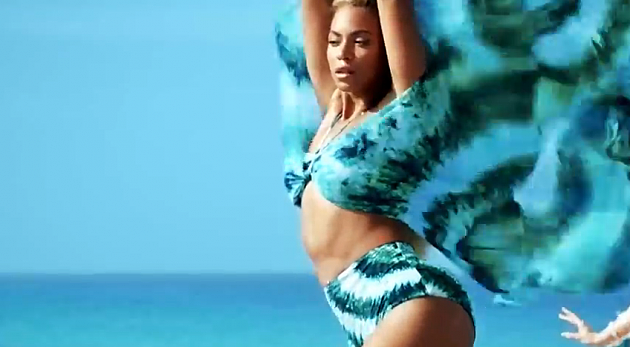 Beyonce new 2013 song 'Standing On The Sun'