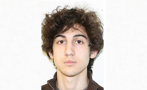Dzhokhar Tsarnaev Boston Bomber