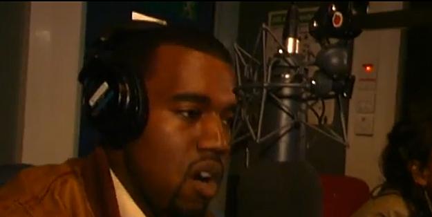 Kanye West Tim Westwood