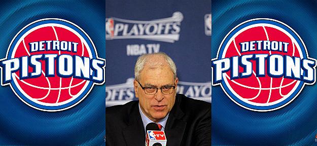 Pistons Hire Phil Jackson