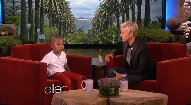 Flint's J. Freeze on The Ellen Show