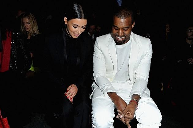Kanye Proposes To Kim
