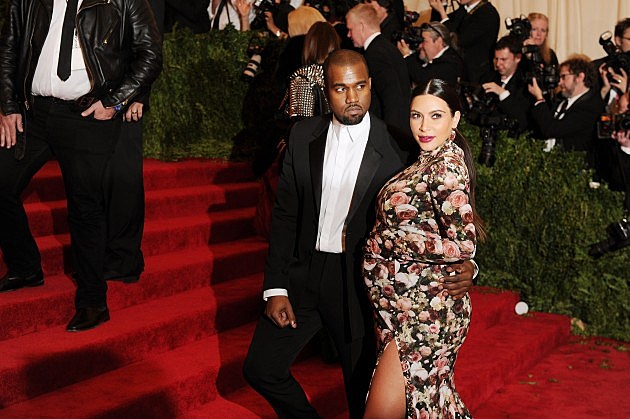 Kim And Kanye Are Having A Baby Girl
