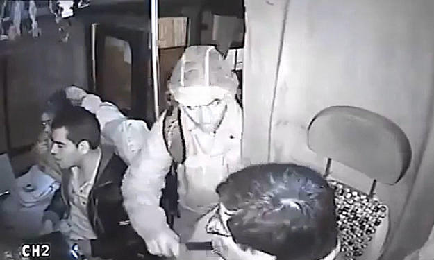 Bus Driver Robbery