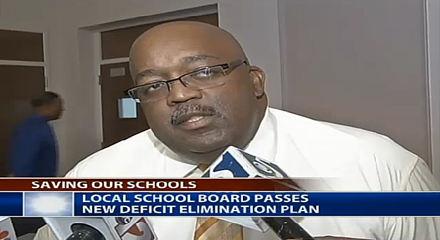 Flint School Cuts