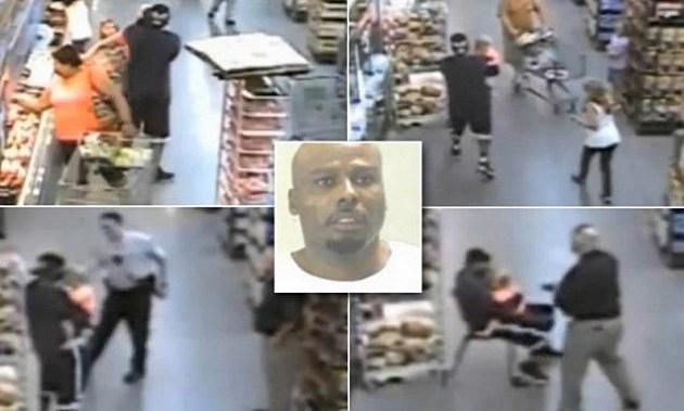 Walmart Hostage