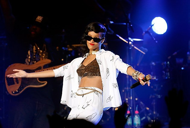 Rihanna Slapped With a Lawsuit Over Granny's $150k Funeral