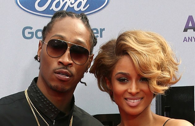 Rapper Future and Ciara Are Now Engaged