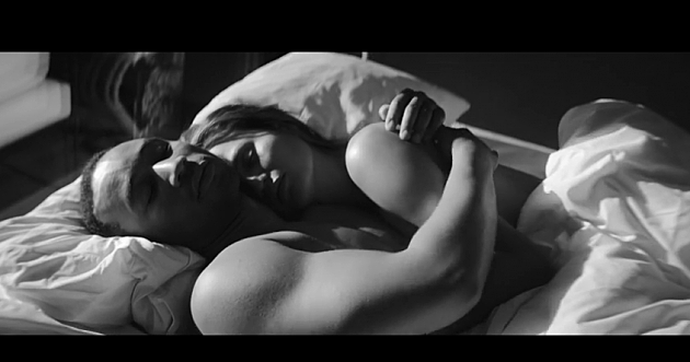 John Legend Gets Intimate With Wife in 'All Of Me' Video