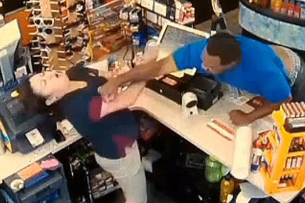 Man Punches Woman Over 41 Cents
