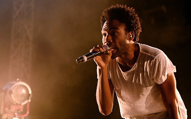 Childish Gambino 'Because The Internet' Album Cover Explodes Onto You