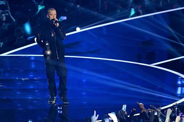 Eminem BBC Interview