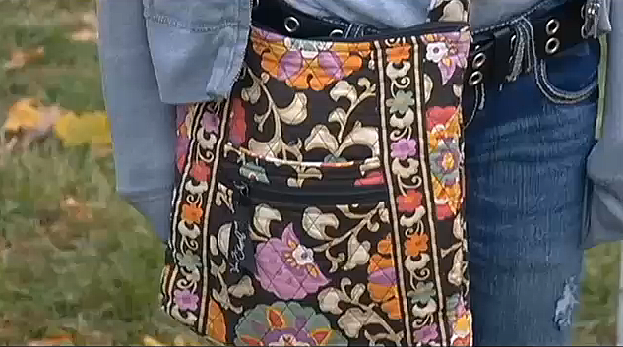 13 Year Old Student Suspend for Wearing Vera Bradley Purse to School
