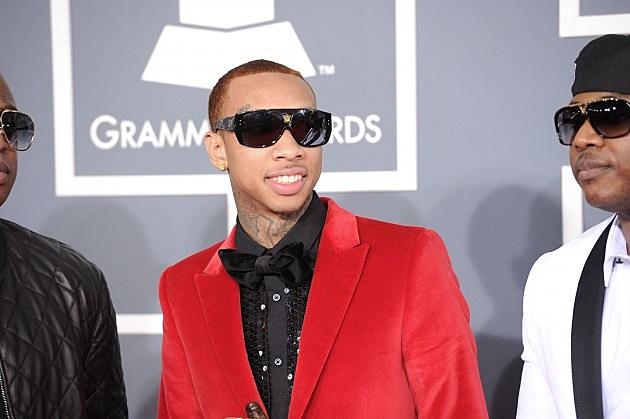 Rapper Tyga's latest Reebok T-Raww 'Brass' Available Now