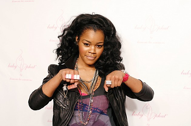 Teyana Taylor's Shoe Deal With Adidas Canceled Over Rihanna Fight