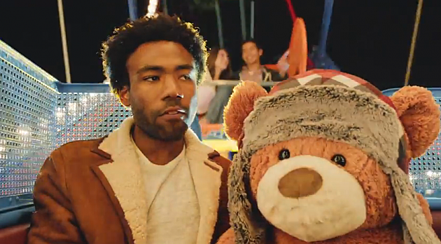 Childish Gambino Calls on Ted the Teddy Bear for '3005' Video