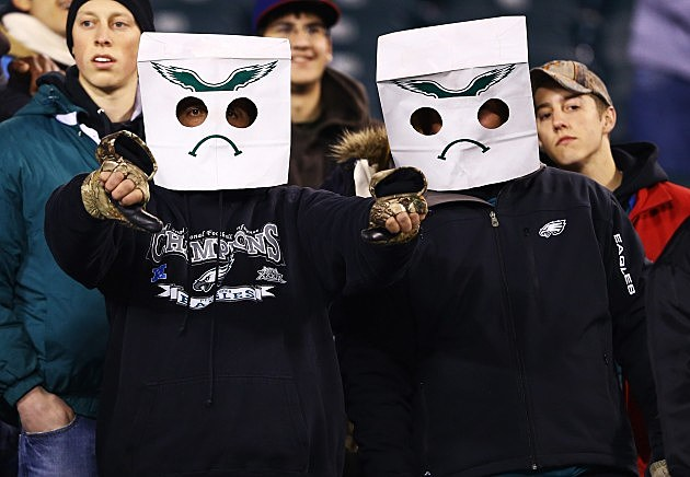 Philadelphia Eagles Fans